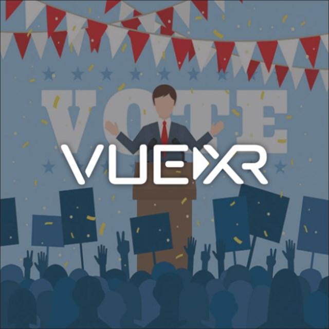 VueXR Politics
